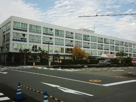 鹿島田の風景1