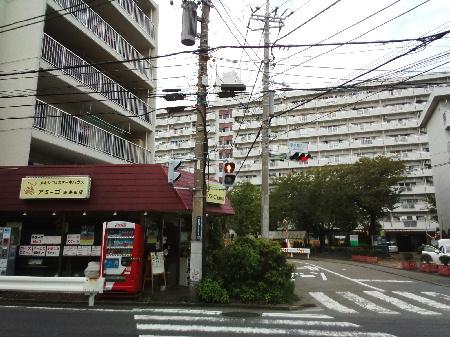 鹿島田の風景2