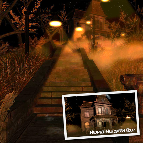 Secondlife Halloween