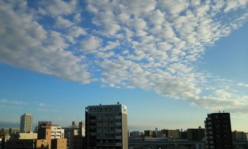 20160827 空と雲