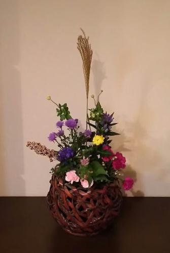 20160914 お月見の花
