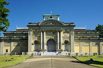 20161005 旧帝国奈良博物館