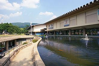 20161005 奈良国立博物館新館