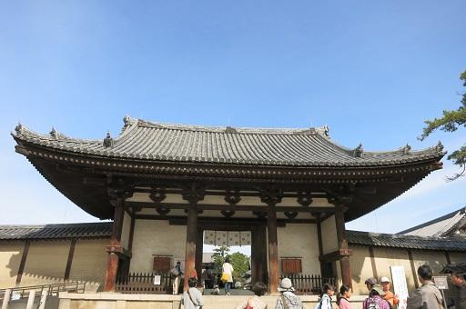 11-9法隆寺門