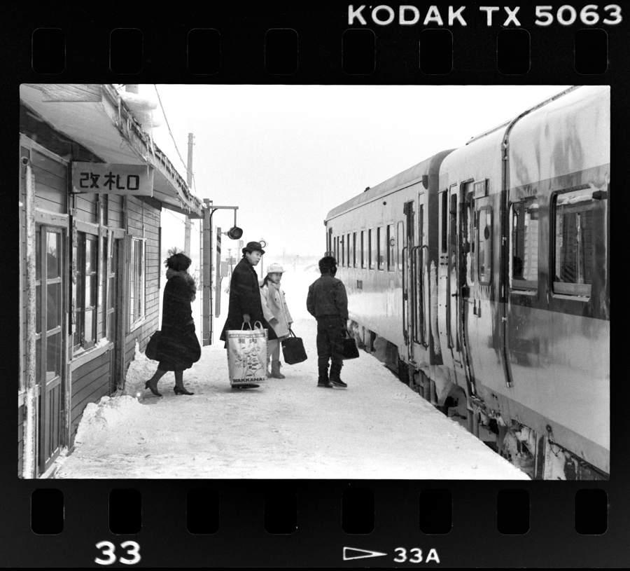 抜海駅の乗客11988年1月take1b2