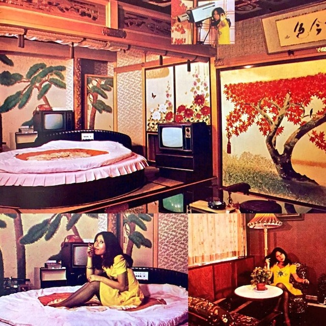 昭和のモーテル