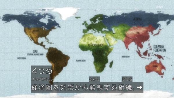 8 四つの経済圏を監視する組織