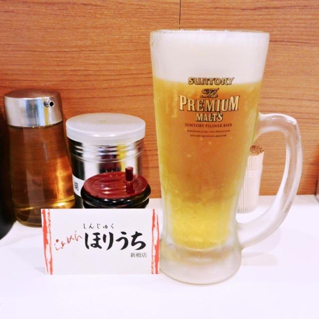 らぁめん ほりうち 新橋店 (8)