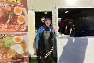 日本ラーメン協会 「新人王グランプリ」歴代優勝作品ラーメン『シー・チキンラーメン』 (2)