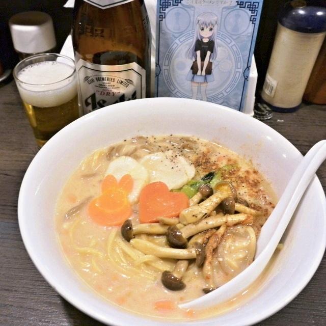 自家製麺 ほうきぼし 赤羽店 (4)
