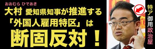 外国人雇用特区 反対