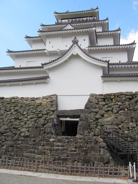 鶴ヶ城2015.10.25