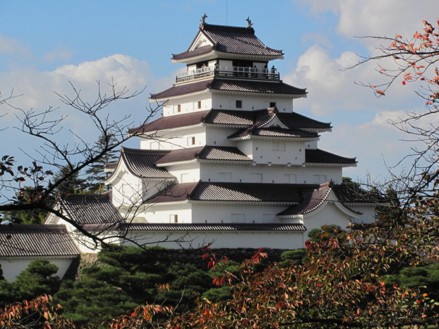 鶴ヶ城2015.10.25I