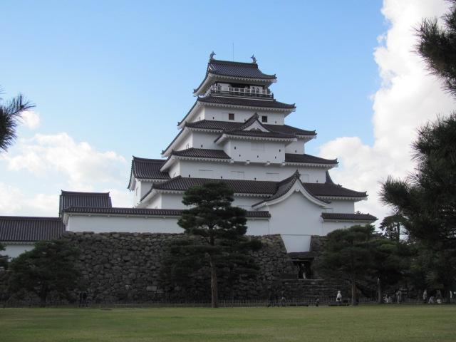 鶴ヶ城2015.10.25J