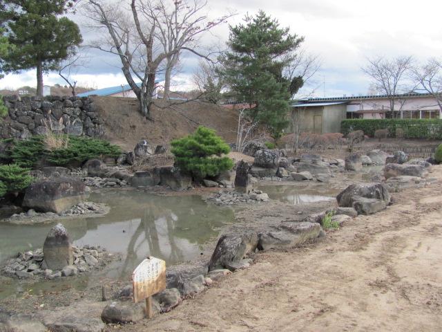 梁川城本丸庭園2011.12.10B