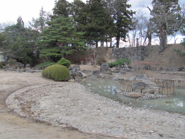 梁川城本丸庭園2011.12.10D