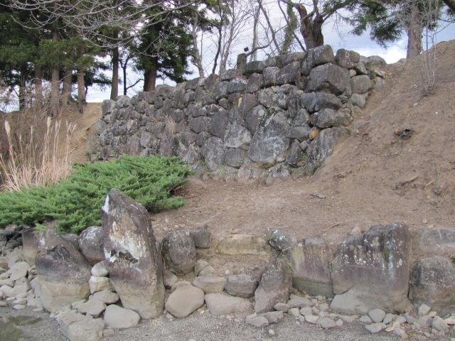 梁川城本丸庭園2011.12.10E