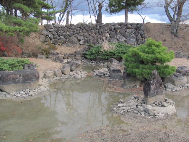 梁川城本丸庭園2011.12.10F