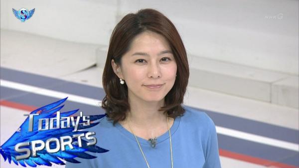 【エンタメ画像】《最新画像》NHK 杉浦友紀アナの「G乳巨乳」をご堪能下さい《10月1日・2日》