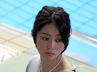 【エンタメ画像】《爆乳画像》NHK杉浦友紀アナ、とんでもない格好で五輪会場をウロウロする