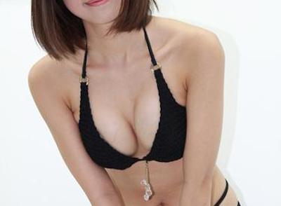 【エンタメ画像】《ビキニ画像》有村架純の姉・新井ゆうこがカトパン似の美女になってる!!!!!!!!!!!!