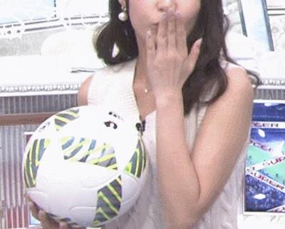 【エンタメ画像】《GIF画像》宇垣美里アナの「投げキッス」がエ□可愛すぎる!!これはもう抜けるレベル!!