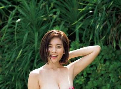【エンタメ画像】《最新画像》筧美和子の「迫力120点の最新お●ぱい」をご堪能下さい