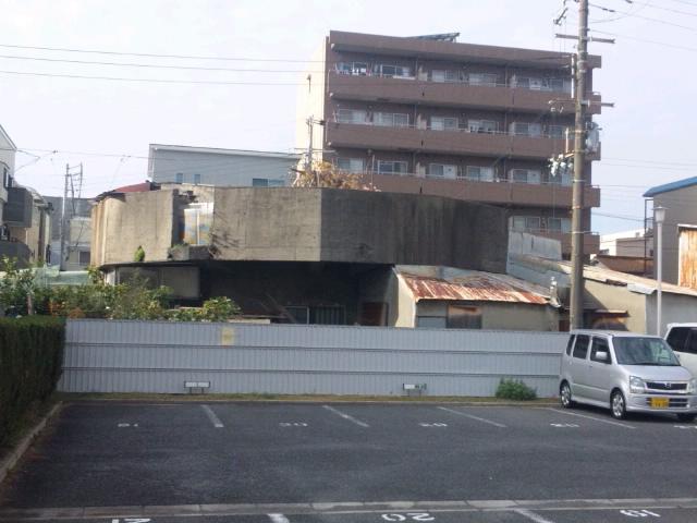 西淡路高射砲台跡住宅 2