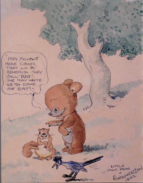 Little California Bears 1892