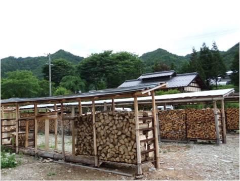 山と森お援助・薪ステーション