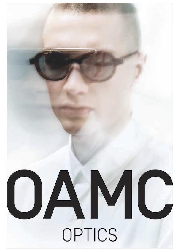 OAMC optics x-ray model