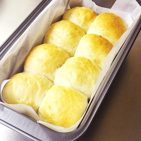 パウンドケーキ型 ちぎりパン