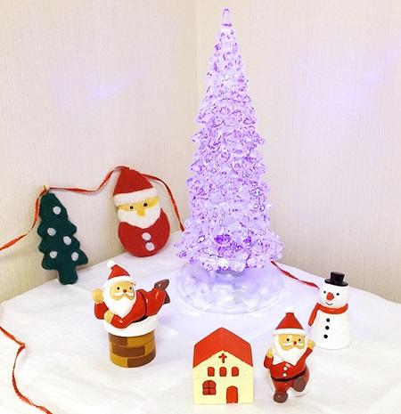 クリスマス飾り 置物