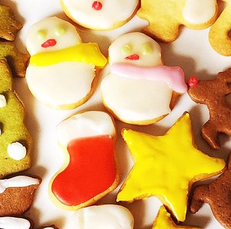 アイシングクッキー画像