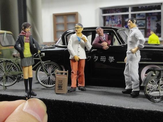 HADAKIN模型ブログ アート座