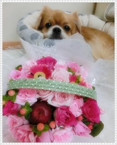 お花ケーキ3