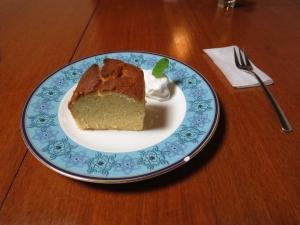 自家製パウンドケーキ