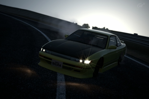 GT6自作コース公開!