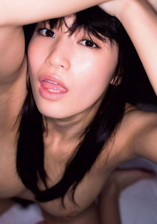 高橋しょう子のグラビア写真