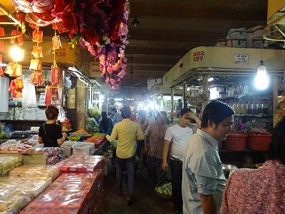 オルセー市場