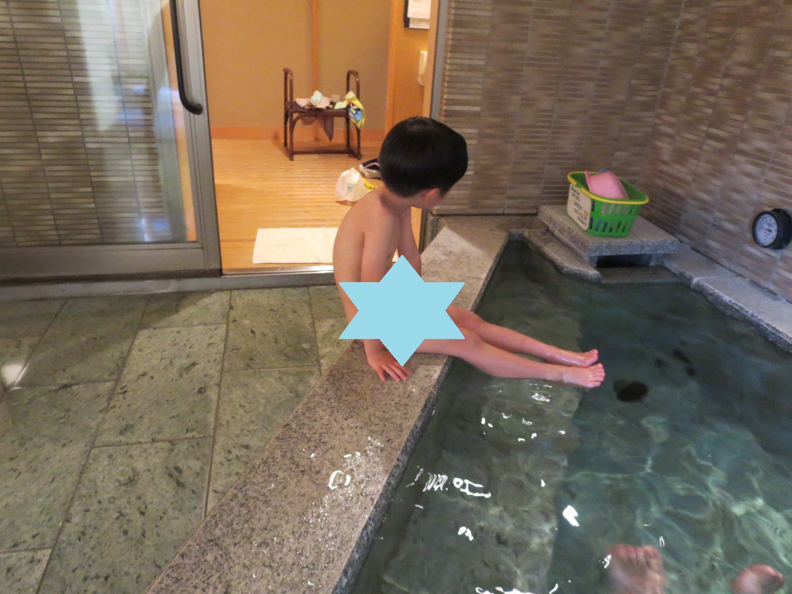 旅行貸切風呂1