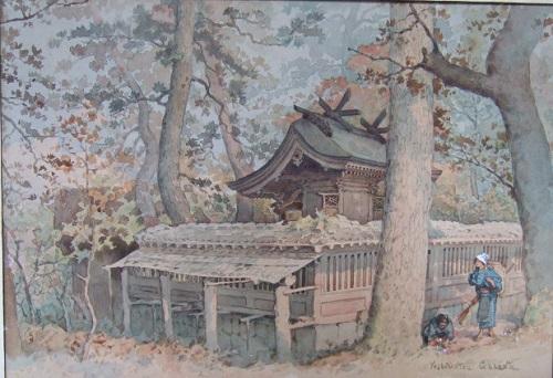 神社の風景s