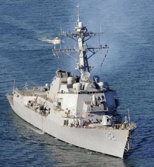 米海軍のイージス駆逐艦「ラッセン」_convert_20151029123106