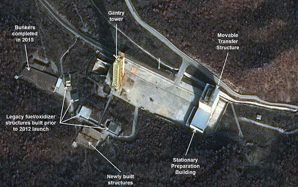 北朝鮮 核ミサイル