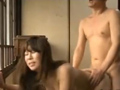 熟年夫婦の性行為を見ていた息子が略奪愛に目覚める田舎の愛憎劇を描いた日活ロマン無料映画風のアダルトドラマ