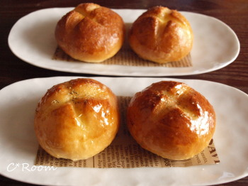 塩バターパン4
