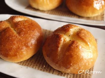 塩バターパン5