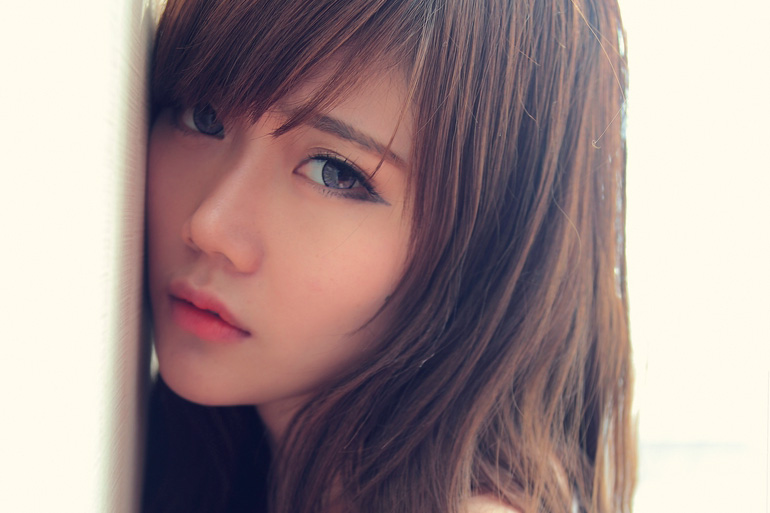 とにもかくにも可愛い女のコの画像。