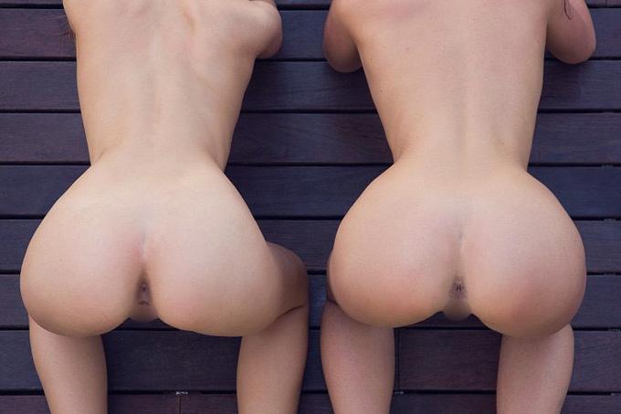 素晴らしいお尻のエロ画像