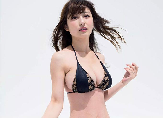 熊田曜子(34)おっぱい